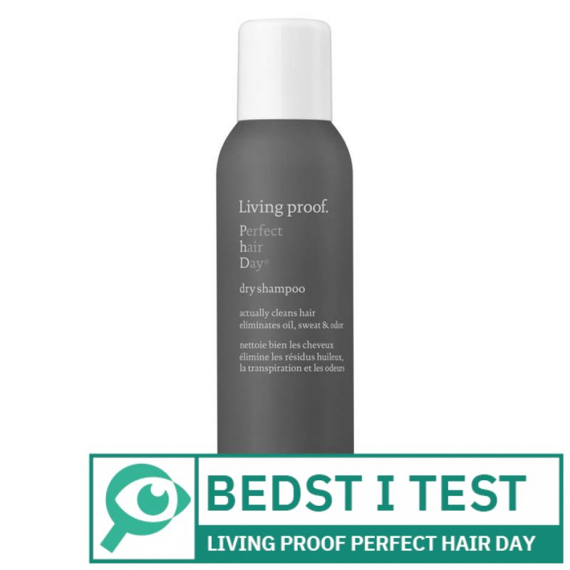 Living Proof Perfect Hair Day Dry Shampoo 								 									- Bedst i test