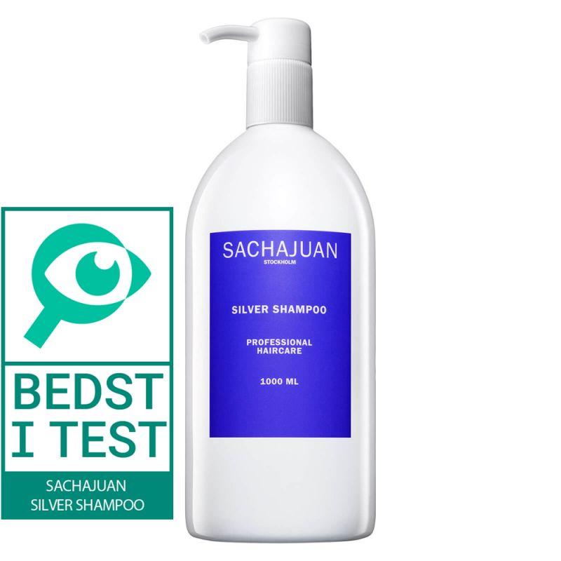 bedste silver shampoo