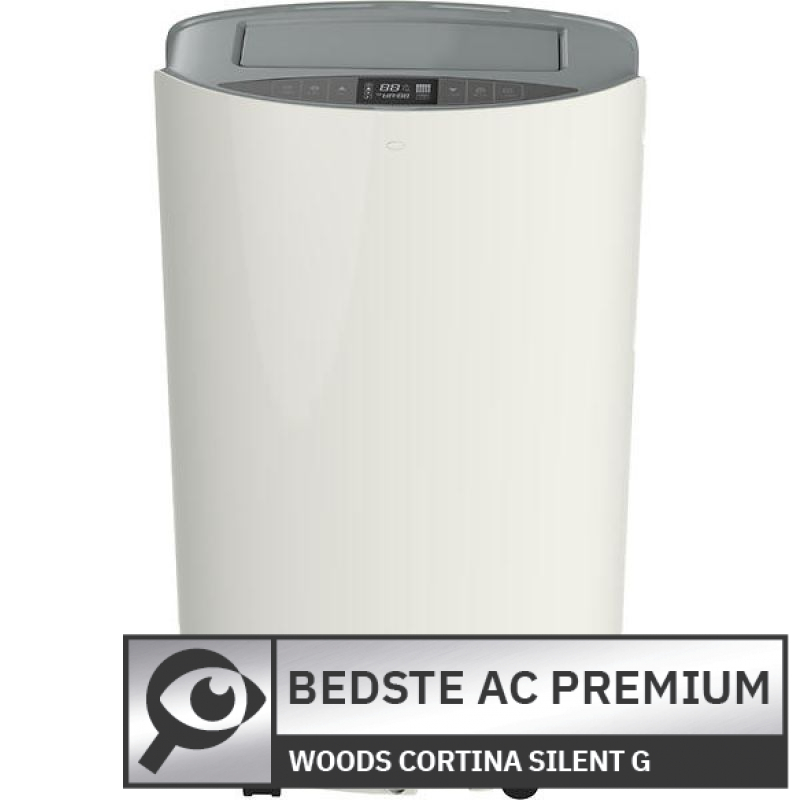 Woods Cortina Silent G 								 									- Bedste premium-aircondition